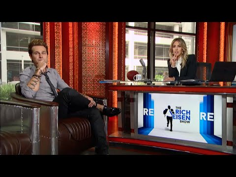 Ryan Cabrera Joins The RES In Studio - 11/14/14
