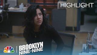 Rosa's Hopped Up On Cold Medicine | Season 2 Ep. 9 | BROOKLYN NINE-NINE