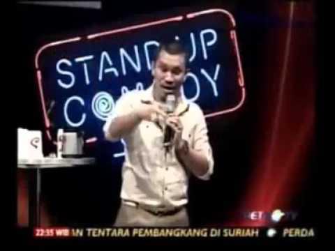 Stand Up Comedy - Mongol (anak Manado)