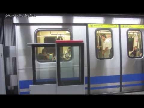 The Metro System of Taipei, Taiwan  台北地鐵