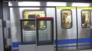 The Metro System of Taipei, Taiwan  台北地鐵