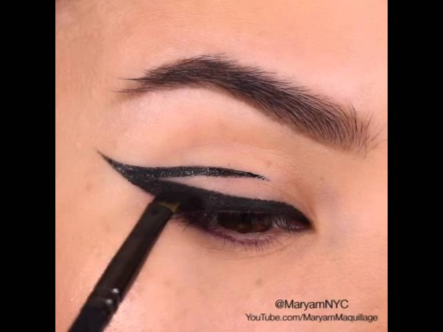 Motives® Little Black Dress Cat Eye by Maryam