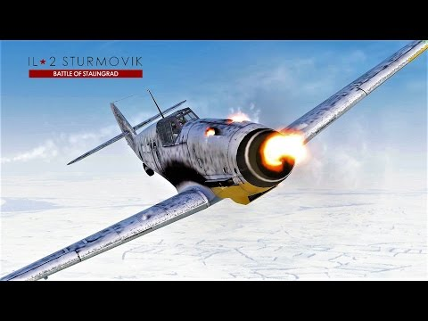 IL-2 Battle of Stalingrad: Kill montage #2
