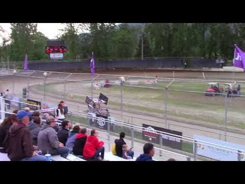Deming Speedway WA - Micro 600R Qualifying - Friday, May 18, 2018