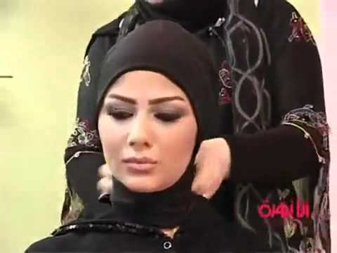 comment mettre le hijab pour une occasion youtube. Black Bedroom Furniture Sets. Home Design Ideas