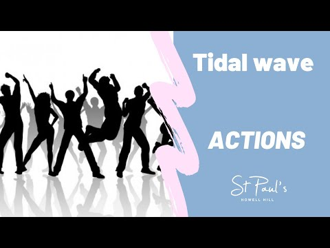 Tidal Wave- Dough Horley (ACTIONS)