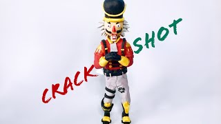 Fortnite Polymer Clay Creation - CrackShot!!
