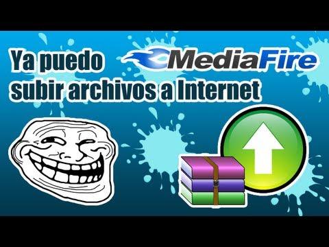 Como crear cuenta y subir archivos con MediaFire | TutosWACO