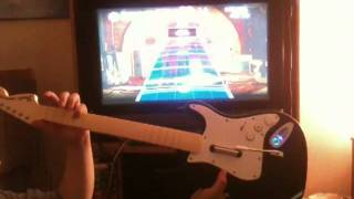 Showing off my Modded RB2 guitar controller