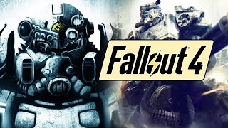 Fallout 4 All Cutscenes (Game Movie) Full Story 1080p HD