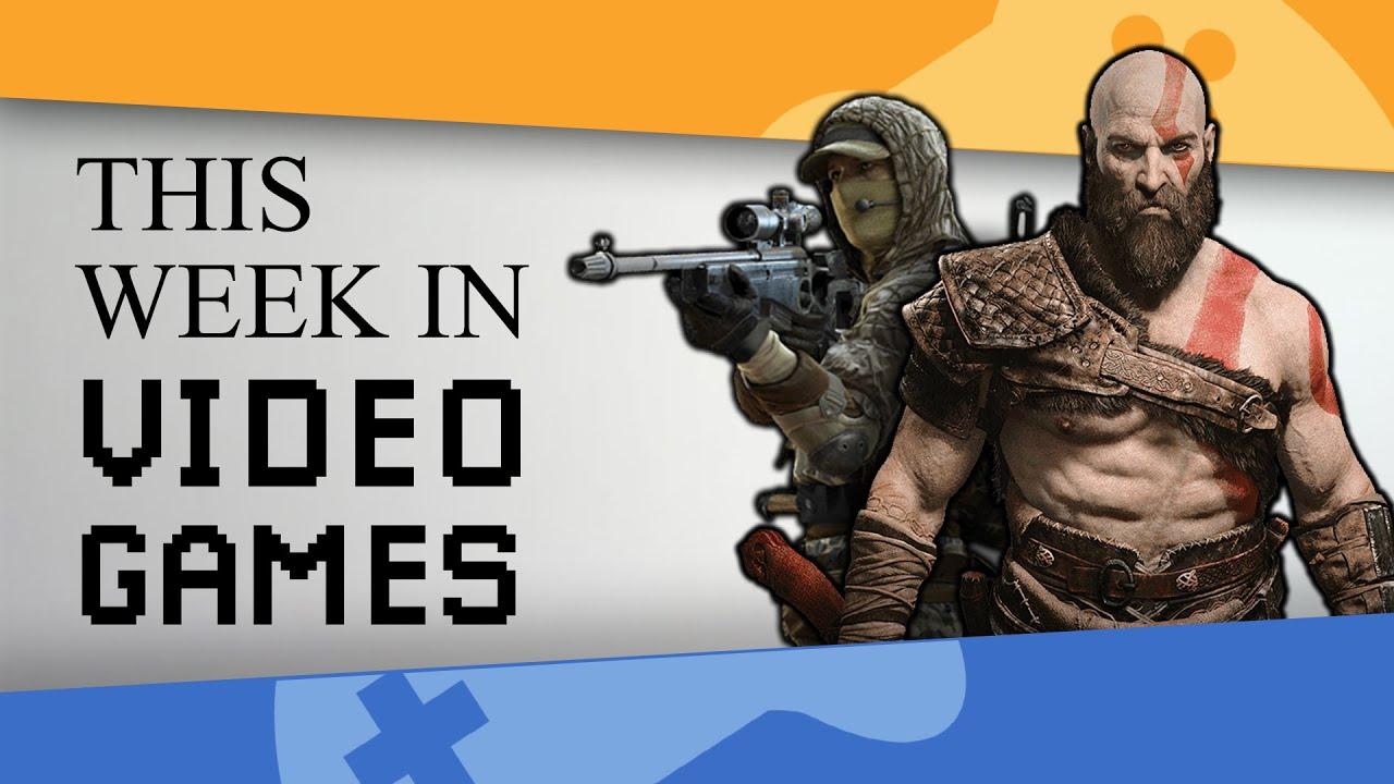 God of War: Ragnarok, Battlefield 6 and Shin Megami Tensei V   This Week In Videogames