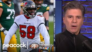 Buccaneers brought more physicality, intensity than Packers | Pro Football Talk | NBC Sports