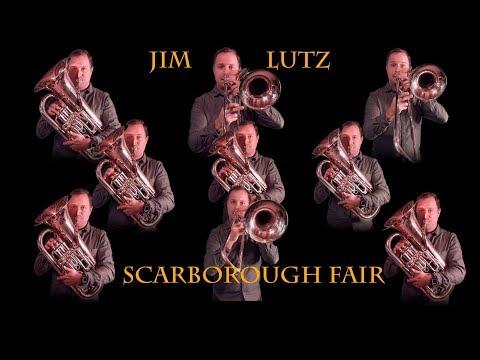 Scarborough Fair - Jim Lutz - Trombones and Euphoniums