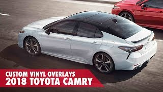 2018 Toyota Camry is Actually NICE!  - NOT Your Daddy's Camry (Customized)