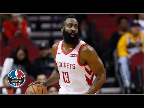 James Harden's 32 points, Clint Capela's 31, lead Rockets past Nuggets | NBA Highlights