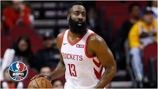 James Harden's 32 points, Clint Capela's 31, lead Rockets past Nuggets   NBA Highlights