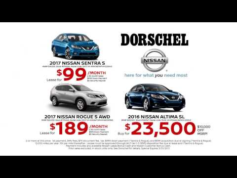 It's March Madness at Dorschel Nissan!