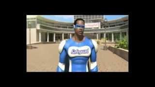 Popular Commander Safeguard & Animated Cartoon Videos