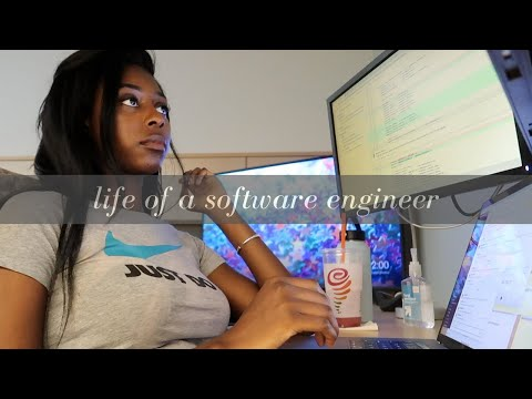 Day In The Life Of A Software Engineer (First Week!)