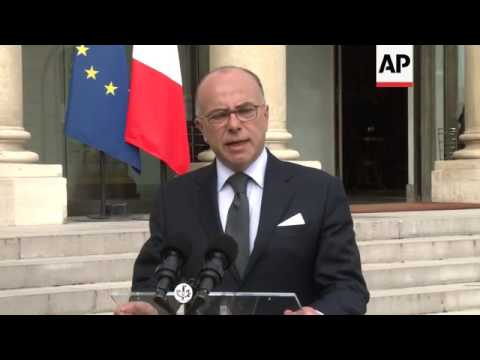Cazeneuve on Magnanville attack deaths