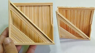 Arts And Crafts With Bamboo Sticks Diy Idea For Home