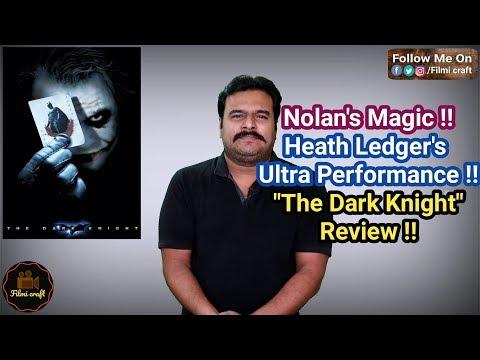 The Dark Knight (2008) Hollywood Superhero Movie Review In Tamil By Filmi Craft Arun