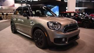 2018 MINI Cooper S E Countryman All4 First Look: 2017 Chicago Auto Show