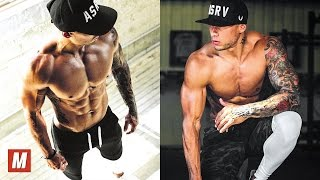 Real Strength - Michael Vazquez - Ultimate Workout | Hard Training | Motivation
