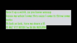 All the way Turnt up with lyrics