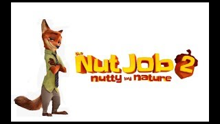 The Nut Job 2 Nutty by Nature Trailer Non/Disney Style