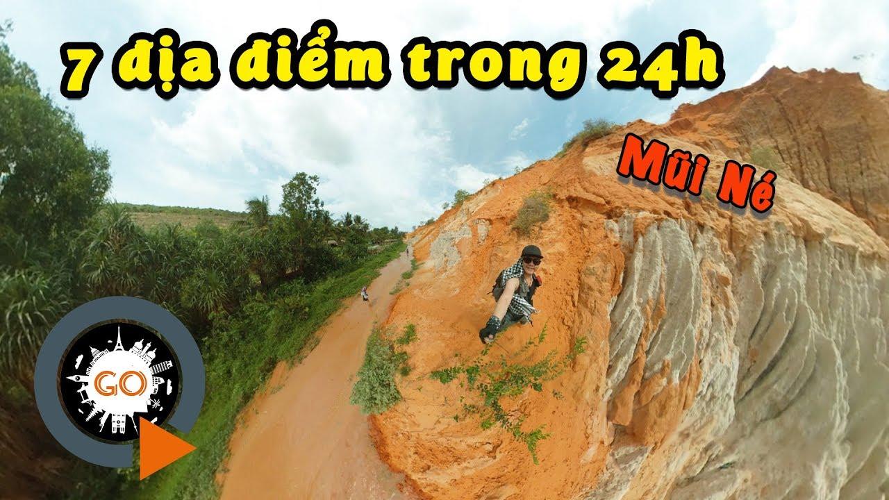 Top 7 địa điểm không thể bỏ qua khi trải nghiệm Mũi Né trong 24 giờ | Quang Chau