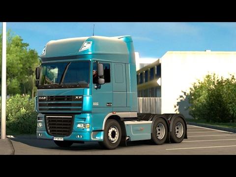 ETS 2 - Vive la France DLC - Trailer Pick up from Rennes |