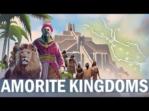 Amorite Kingdoms and the Sumerian Renaissance - Ancient Meso
