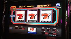 JACKPOT HANDPAY! High Stakes Sizzling Seven Slot Machine!