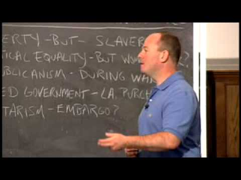 The American Founding in Practice, Rob McDonald