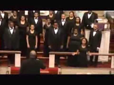 Lincoln University Concert Choir- Hold Fast to Dreams- R. Carter