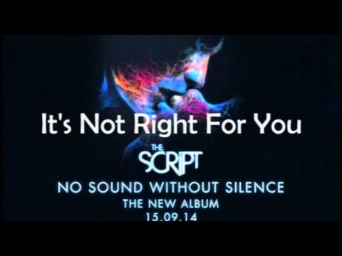 The Script No Song Without Silence (full album)