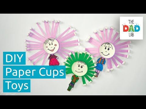 5-awesome-paper-cups-crafts-ideas-|-diy-toys-for-kids