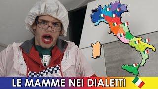 LE MAMME NEI DIALETTI ITALIANI - iPantellas