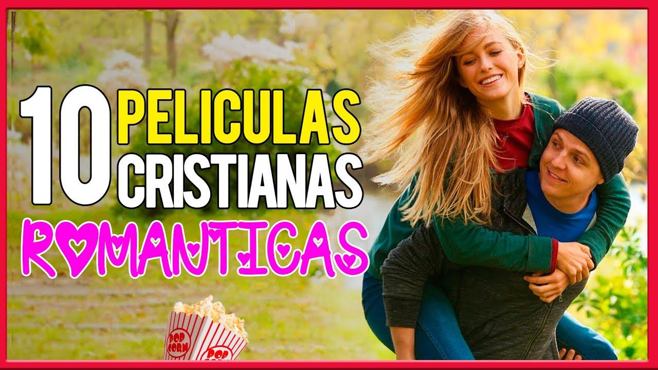 TOP 10 Mejores PELÍCULAS CRISTIANAS de Amor para Jóvenes [2021] - (Te encantaran) 😍