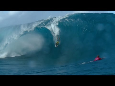 Teahupoo Tahiti Challenge 2017 Day 2 Highlights
