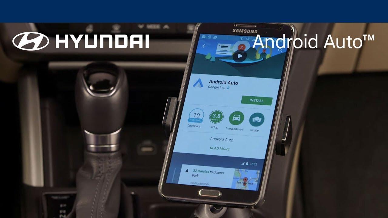Troubleshooting | Android Auto™ | Hyundai