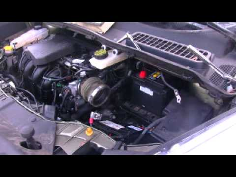 How To Replace The Battery In A  Ford Escape