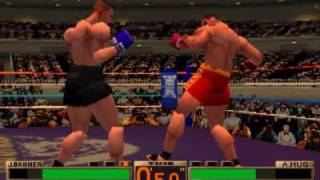 K-1 The Arena Fighters PS1 Jerome Le Banner vs Andy Hug