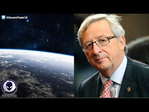 Aliens Exist! World Leader Slips Up On