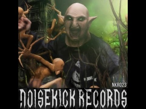 PRESSTERROR LIVE + BLOOD SHOW MIX @ NOISEKICK`S TERRORDRANG BEESD HOLLAND 18 10 2014