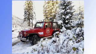 Джипинг зимой в Карпатах. Развлечения Буковель.Jeeping in the Carpathians. Fun winter in Bukovel.