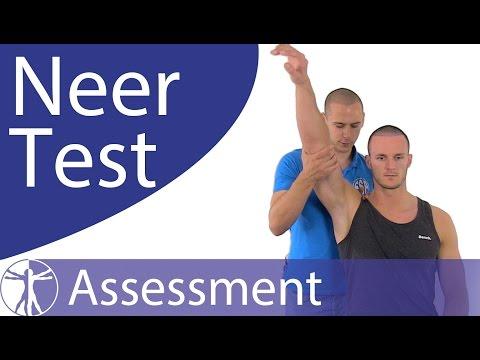Neer Test | Shoulder Impingement