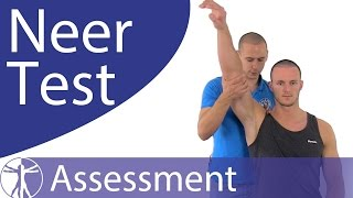 Neer Test | Shoulder Impingement