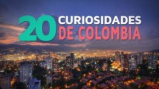 20 Curiosidades de Colombia El pais de los mil ritmos